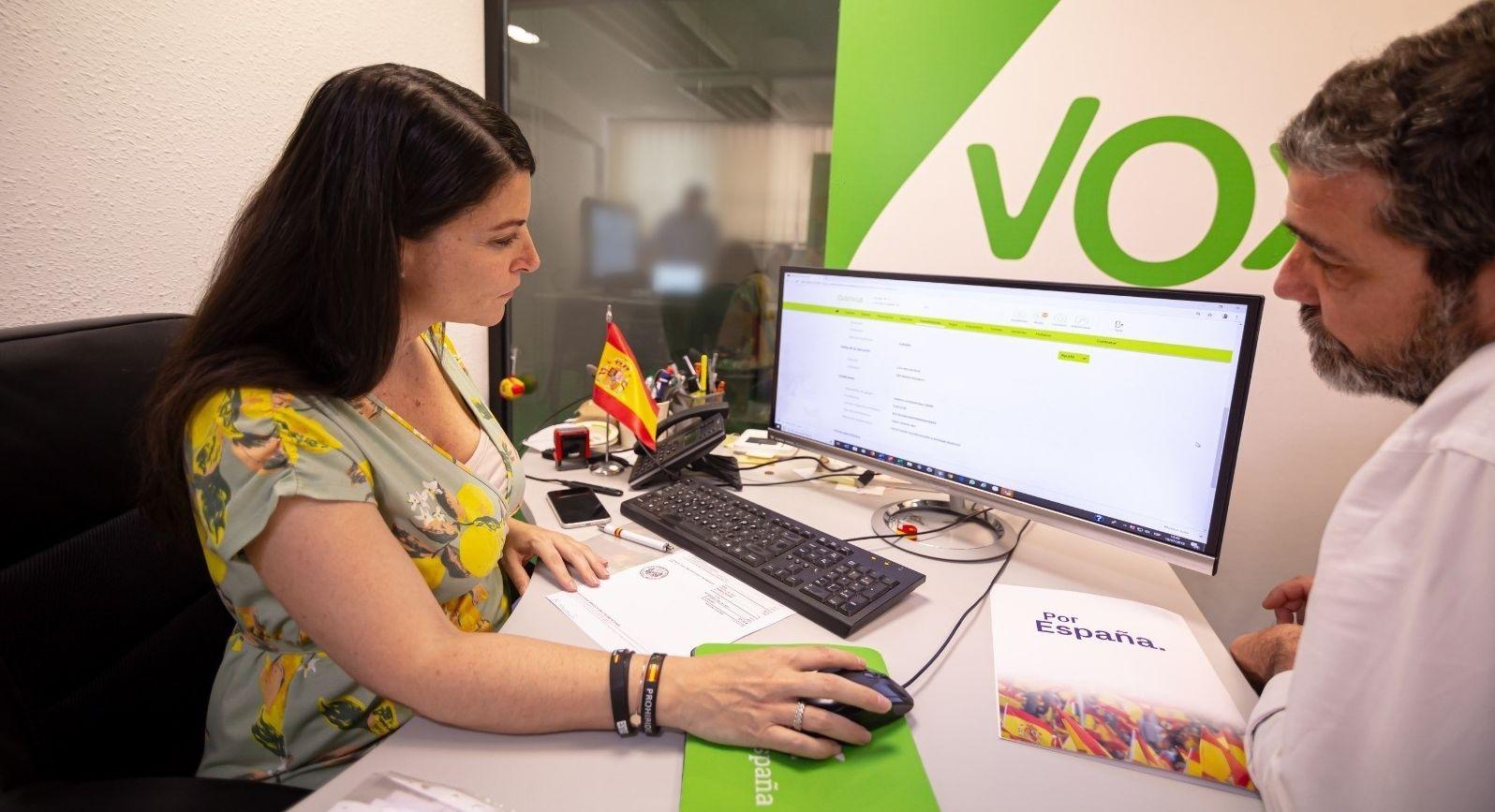 Vox deposita en el juzgado los más de 120.000 euros recaudados para la multa del joven Borja