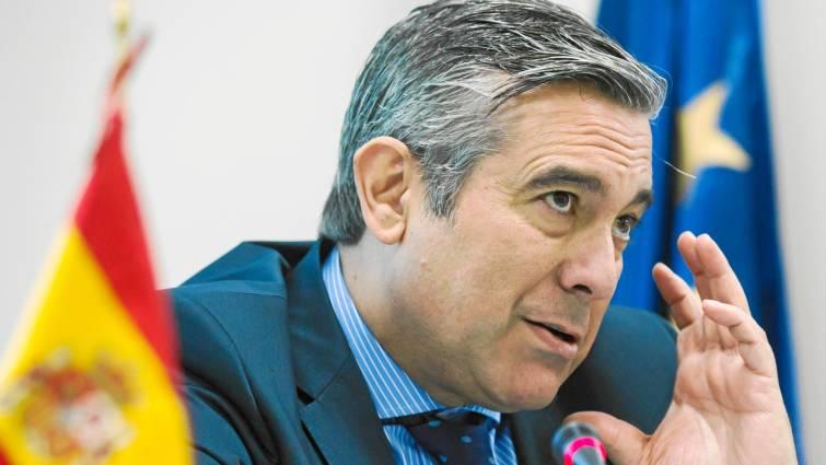 El magistrado Enrique López, consejero de Justicia de Madrid