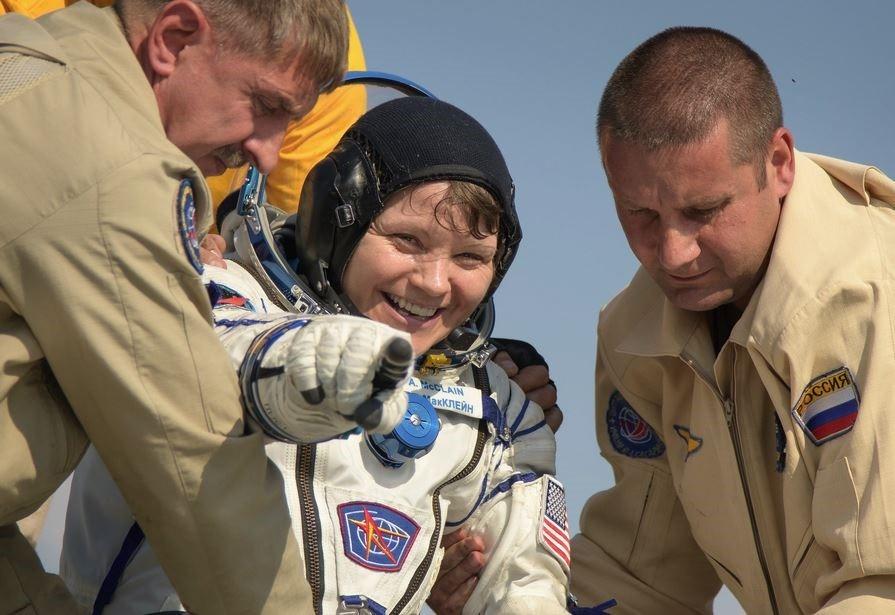 Una astronauta podría haber cometido el primer delito perpetrado en el espacio