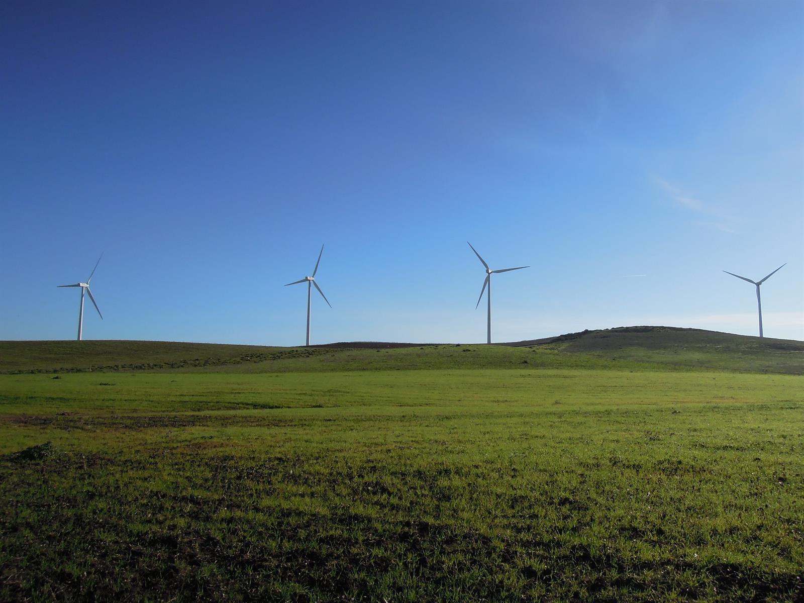 Iberdrola cierra tres contratos de suministro de energía 'verde' para un parque eólico de 22,4 MW en EEUU