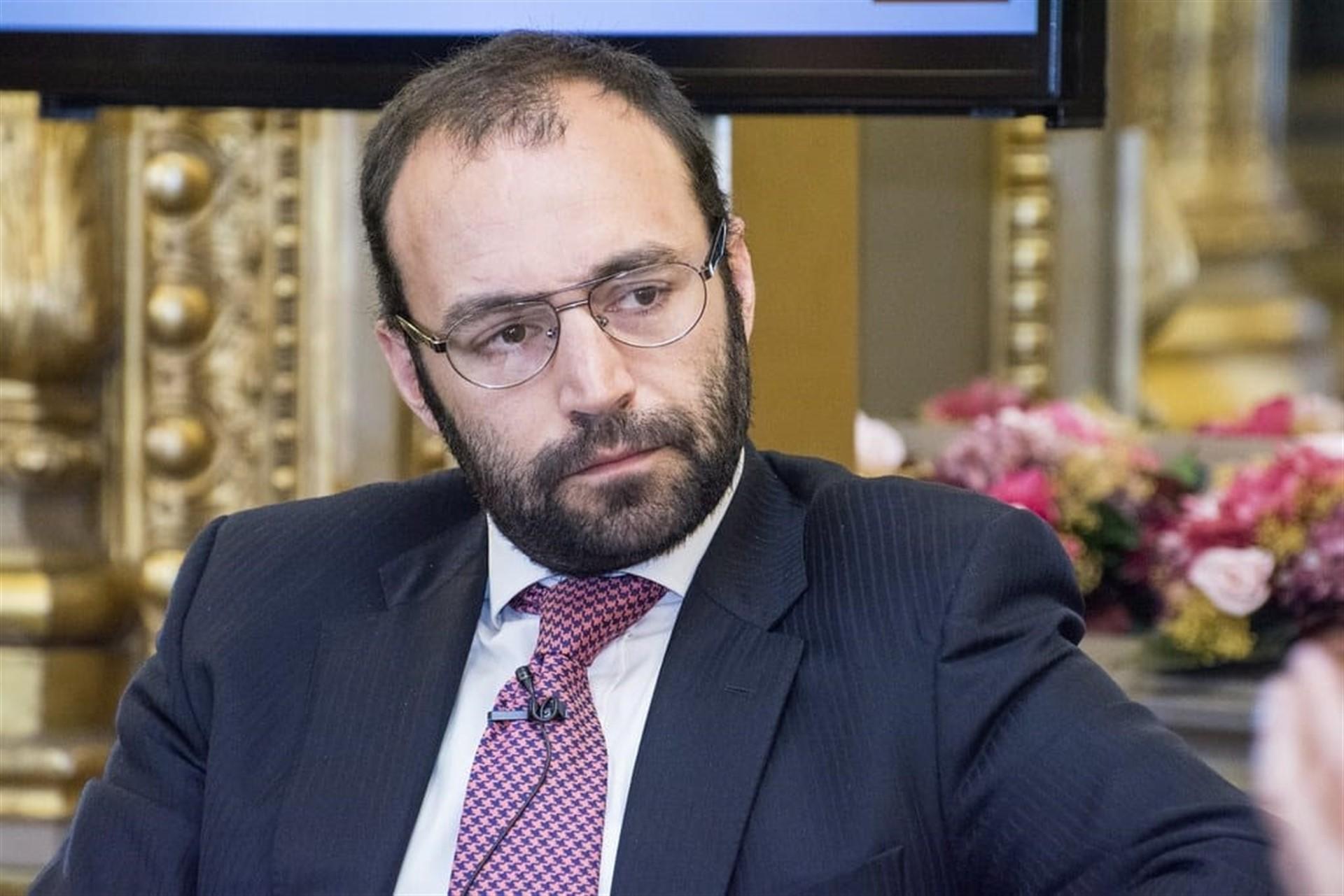 Manuel Giménez, consejero de Economía de Madrid