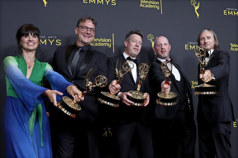 Los Simpson, la mejor serie animada — Premios Emmy