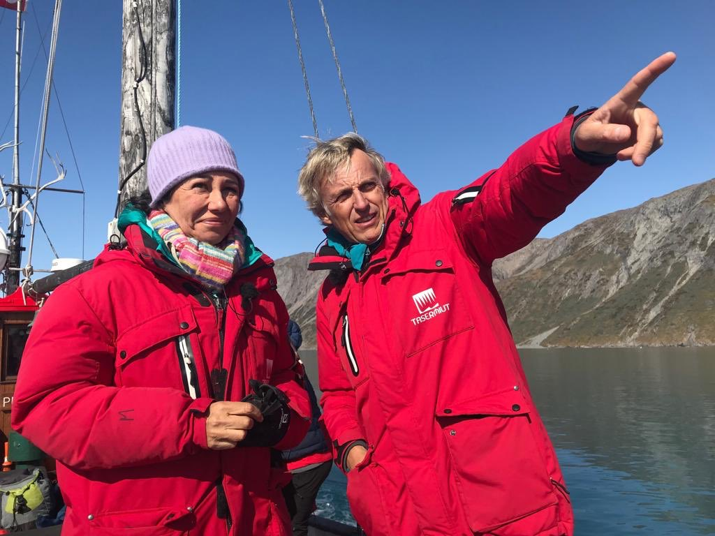 Ana Botín, nueva invitada a 'Planeta Calleja' con una expedición a Groenlandia