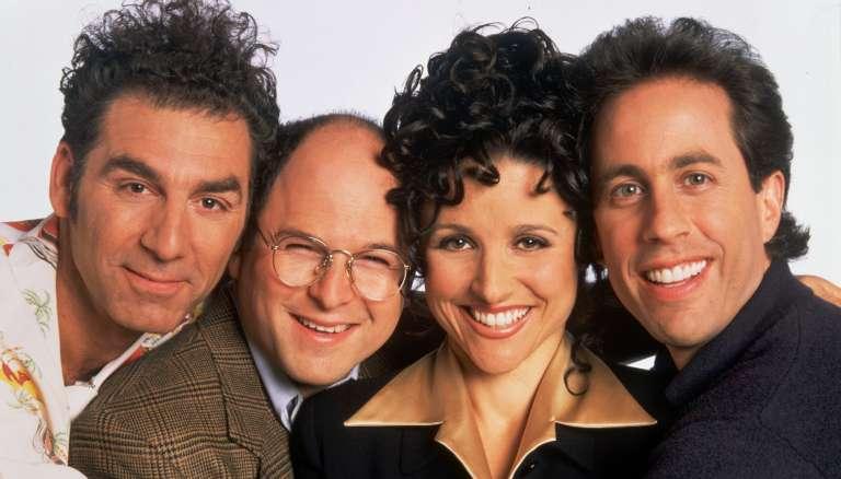 Netflix adquiere los derechos de la serie 'Seinfeld' en todo el mundo