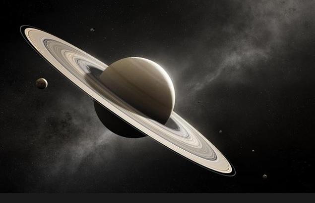 """Saturno destronó a Júpiter y es el nuevo """"rey de las lunas"""""""