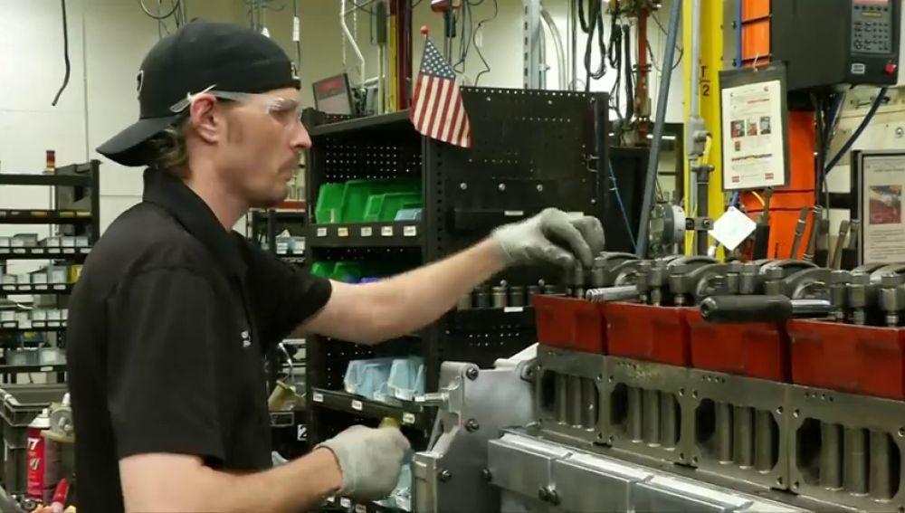Estados Unidos sigue generando empleo pese a las señales de ralentización económica