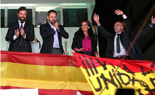 Los graneros de Vox: la periferia rural de Madrid y las zonas con una fuerte inmigración - Republica.com