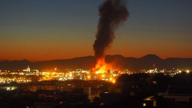Una explosión petroquímica en Tarragona causa un muerto y varios heridos