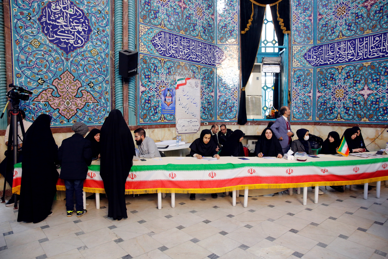 Arrancan las elecciones legislativas — Irán