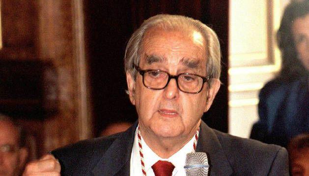 Muere el exministro de Asuntos Exteriores Fernando Morán - Republica.com