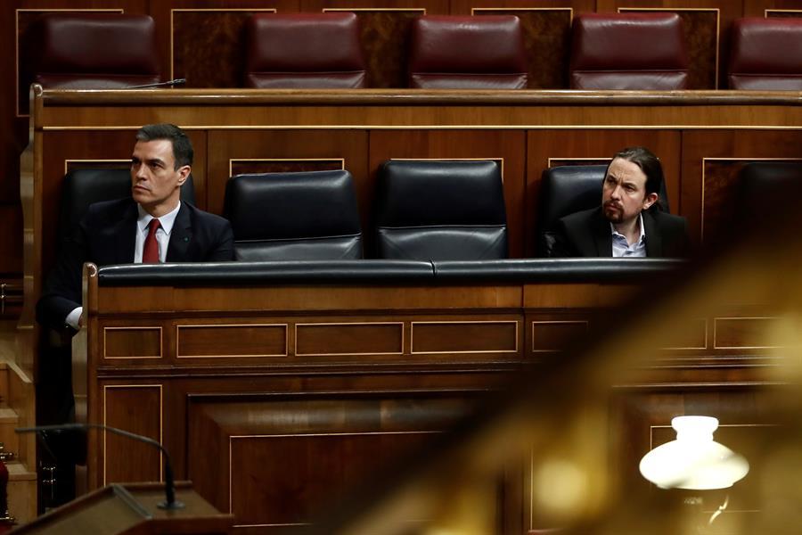 El Congreso da luz verde a los cinco decretos del Gobierno y aprobará la prórroga del estado de alarma