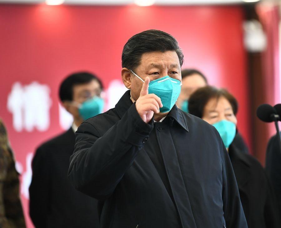 Xi Jinping defiende la gestión de China y la OMS durante la pandemia
