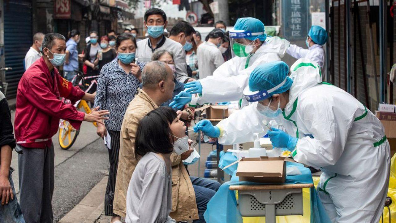 El rebrote en China muestra que el virus se comporta de forma ...