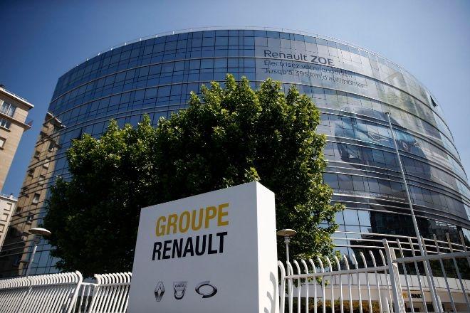 Automotriz Renault anuncia 15 mil despidos en todo el mundo