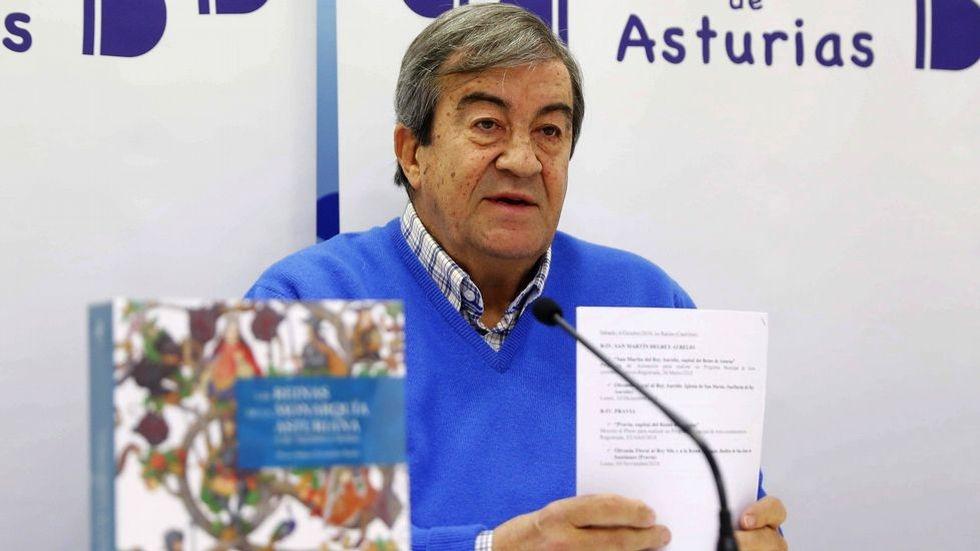 Álvarez Cascos tendrá que declarar el 23 de septiembre por apropiación indebida