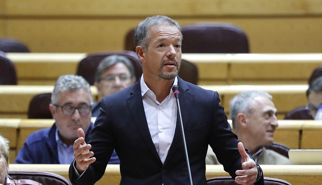 P003 - Al Ministro de Hacienda y Función Pública, sobre el proyecto de Presupuestos Generales del Estado. Ander-Gil-psoe