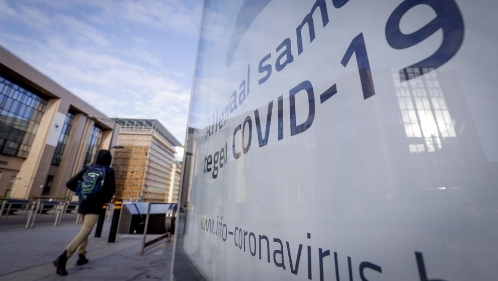 Número de muertos por COVID-19 en Bélgica supera los 20.000