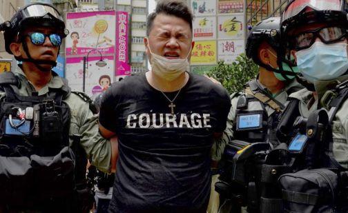 Facebook, Twitter, Google y TikTok plantan cara a la ley de seguridad china en Hong Kong