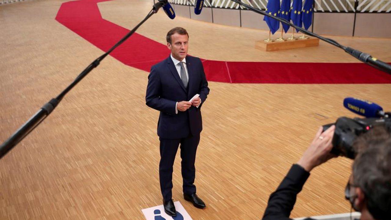 Macron Afirma Que Es El Momento De La Verdad El Proyecto Europeo Esta En Juego Republica Com