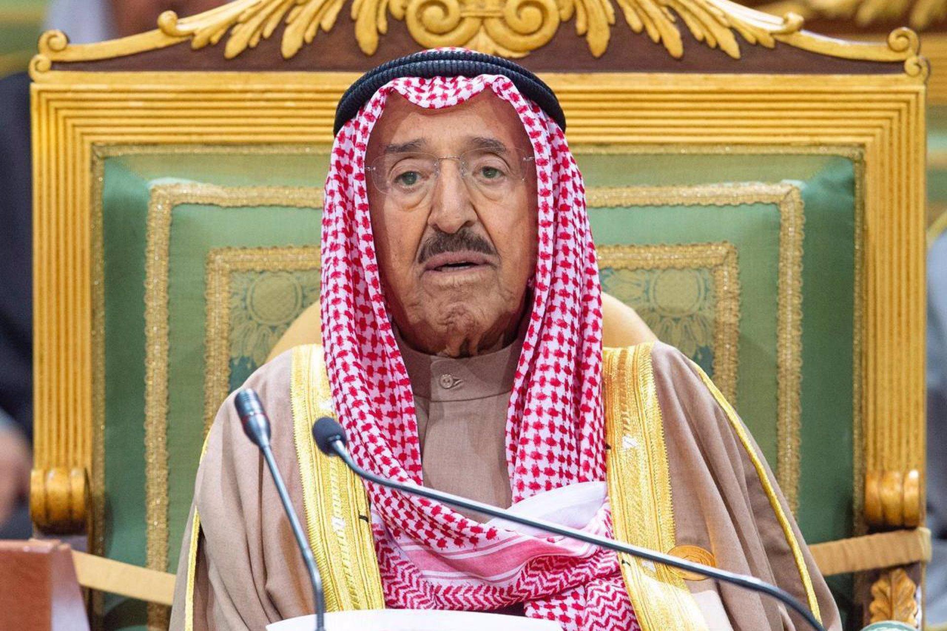 Murió el emir de Kuwait Sabah al-Ahmad al-Sabah
