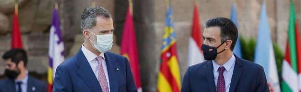 Sanchez Veta La Presencia Del Rey En Cataluna Segun Iceta Porque Hoy Se Inhabilitara A Torra Republica Com
