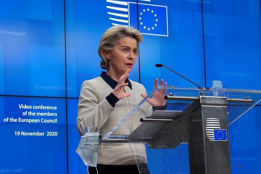 Agencia europea autorizaría vacunas de Pfizer y Moderna a mediados de diciembre