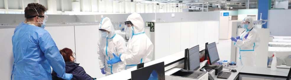 Aumenta la presión de las CCAA sobre el Gobierno para imponer confinamientos ante el avance imparable del virus