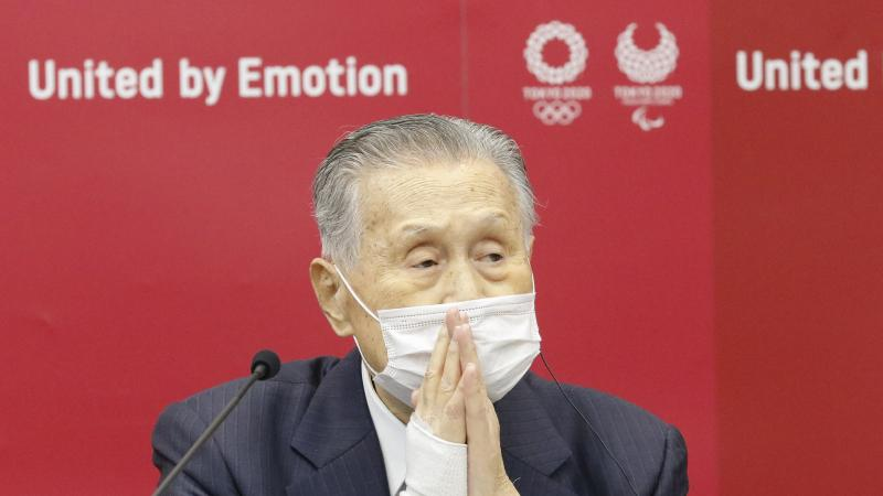 Resultado de imagen de Presidente de Tokio 2020 dejará cargo por comentarios sexistas