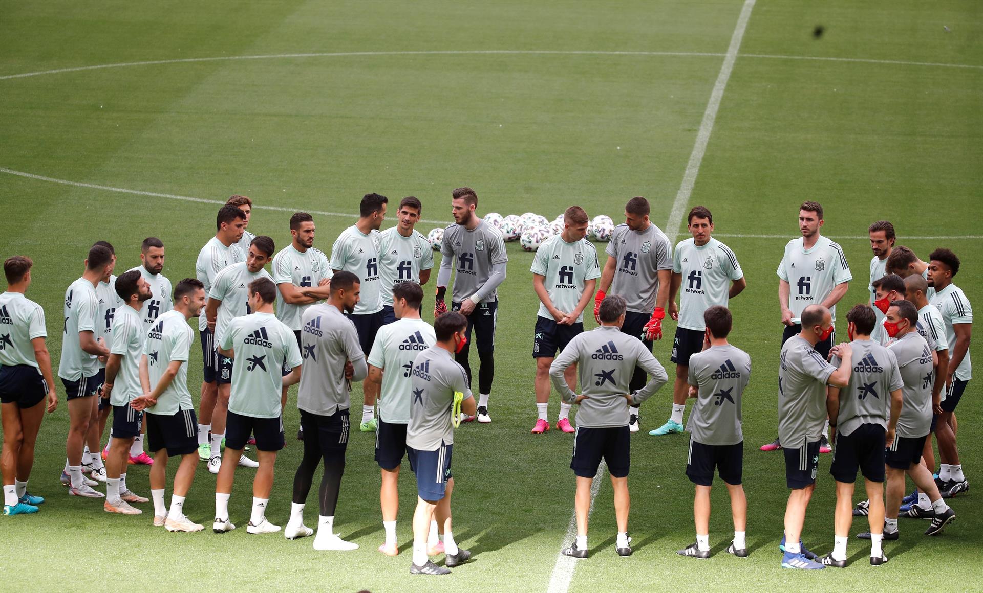 Fin del culebrón: la Selección española será inmunizada este viernes con diferentes vacunas