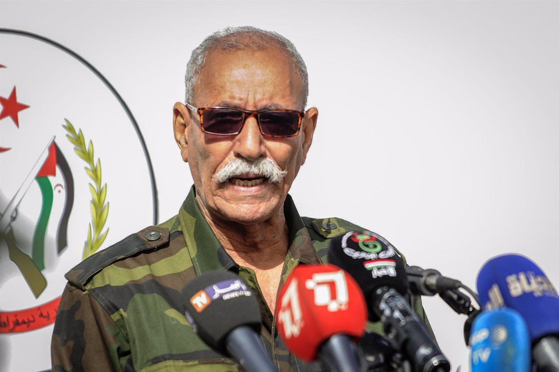Ghali rechaza aclarar las circunstancias de su entrada en España para recibir atención sanitaria