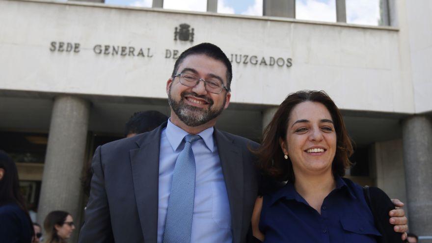 Sánchez Mato, Celia Mayer e Isa Serra, contratados en Igualdad